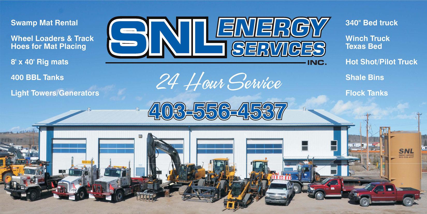 Snl Energy Services Inc Snl Energy Services Inc